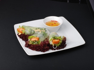 spring roll (A)